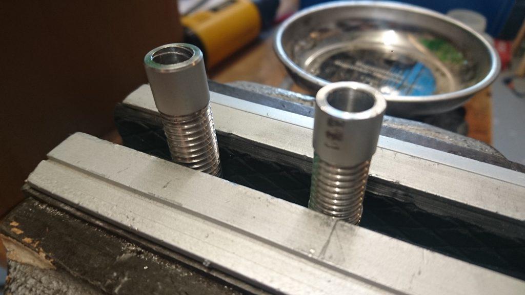 Alumiiniset anturikotelot